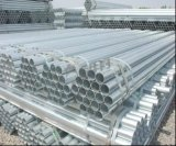 1pulgada 1.5inch REG del tubo de acero redondo/tubo de acero galvanizado