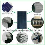 Wholesales een Module van het Zonnepaneel van de ZonneCel van de Rang Polycrystalline 150W voor Huis of Fabriek