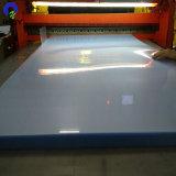 1000*1200mm衣類のテンプレートのための影響が大きい透過PVCシート