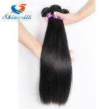 공장 공급 중국 브라질어 또는 페루 Virgin 머리 똑바른 사람의 모발 연장