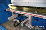 Máquina de dobra de CNC hidráulica We67k-100t / 3200mm