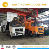 Alimentación fabricante Shacman 30ton camión volquete 6*4