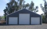 Struttura d'acciaio chiara prefabbricata per il garage dell'automobile (KXD-110)