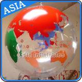 A terra à prova de fogo e impermeável personalizada Balloons o globo