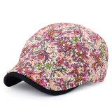 Schutzkappen-Hut der Form-voller Drucken-Dame-IVY