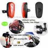 Wasserdichter Fahrrad GPS-Verfolger mit Li-Ion1800mah batterie Tk-906