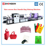2016 Sac shopping non tissé Hot-Selling Making Machine Zxl-E700