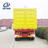 China spitzendes/seitlicher Kipper-halb Schlussteil-Hersteller Aotong 60tons