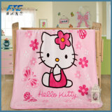 Hermosa casa de Hello Kitty Manta Kid Soft