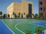 اصطناعيّة خارجيّة كرة سلّة رياضة سطح أرضية