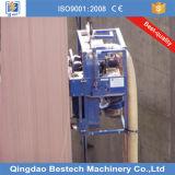 Machine mobile verticale de grenaillage pour des réservoirs