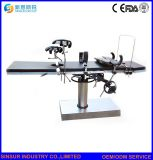 Tavolo operatorio idraulico multifunzionale manuale della strumentazione chirurgica Testa-Controllata dell'ospedale
