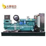 Vente chaude ! Groupe électrogène à faible bruit à la maison de moteur diesel de l'utilisation 180kw Weichai avec du ce