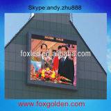 Shenzhen Outdoor P10 RGB Uses for Rental LED Board Display