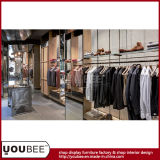 Men Casual Garment Shopfitting, Men Clothes Shop Décoration
