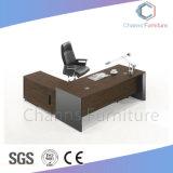 Zeitgenössischer Möbel-Büro-Schreibtisch L Form-leeres Anfangsetikett (CAS-MD1840)