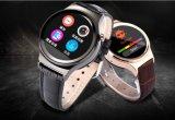 Bluetooth intelligente Uhr mit Karte Smartwatch der Puls-UVbefund-Armbanduhr-SIM TF