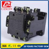 AC DC Contactor electromagnético para el motor eléctrico Diagrama de cableado 380V 50Hz Cjt1-100UN 150A
