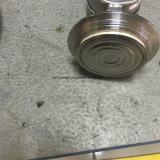 Dn50 316L de acero inoxidable de alta calidad manómetro de diafragma sanitarias