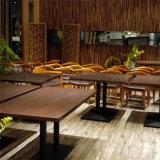 Meubilair van het Restaurant van Uptop het Minimalistische Skandinavische Houten (SP-CS338)