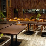 Uptop 최소한 스칸디나비아 나무로 되는 대중음식점 가구 (SP-CS338)