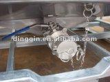 SS304 Tanque de presión de acero inoxidable