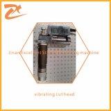 Tagliatrice di vibrazione della lama di es con l'alimentazione automatica per la stuoia di cuoio 2516 del piede
