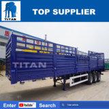 Wellen-volle Stange-Schlussteil-Versandbehälter-Flachbettschlußteile des Titan-3 für Verkauf