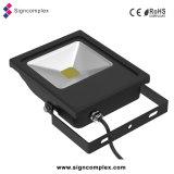 China kein Aufflackern PFEILER IP65 im Freien 50W LED Flut-Licht des Fahrer-