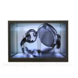 Yashi Nouvelle technologie de la publicité d'écran tactile OLED transparent l'écran LCD du lecteur