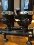 """2 """" [3ونيتس] عمليّة ريّ ذاتيّة بلاستيكيّة أسطوانة ترشيح تجهيز ماء ترشيح نظامة"""