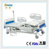 Кровать функций мебели 5 стационара Китая электрическая терпеливейшая