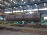 Размеры ASTM A36 большие 3-Свертывают трубу заварки стальную