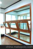 Aluminiumlegierung-Markisen-Fenster für die Unterbringung mit
