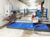 Trabajo rápido control PLC ce de la máquina de cantos de vidrio doble