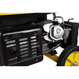 4kw4.5kw Open trifase Frame Air Cooled Open Portable Diesel Generator (WK5500)