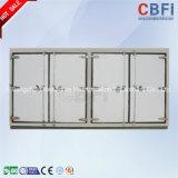Armazenamento frigorífico modular a quente