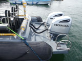 Bateau de passager gonflable rigide d'Aqualand 30feet 9m/embarcation de plaisance (RIB900)
