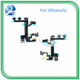 De mobiele Knoop van de Macht van de Delen van de Telefoon Flex Kabel voor iPhone 5c