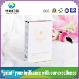 Schönheits-Haut-Sorgfalt-Papierverpackenkasten mit Drucken