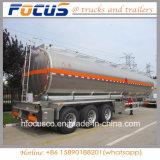 Китайский верхней части 42000 галлон алюминиевый корпус танкера прицепа для подачи масла для дизельных двигателей