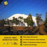 Стабилизированные алюминиевые шатры поля спорта с водоустойчивыми крышками