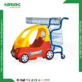 Panier Chariot en plastique avec un bébé pour les enfants Les enfants de voiture