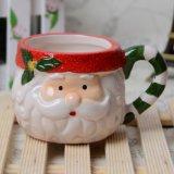 Tazza promozionale della mousse di natale della tazza del regalo della tazza di ceramica di Tiramisu