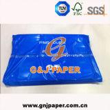 Papel de embalaje blanco del emparedado del magnesio para el acondicionamiento de los alimentos para la venta al por mayor