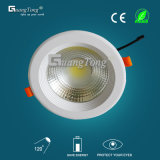 Prix ​​d'usine LED Downlight 5W / 7W / 9W COB LED Plafonnier