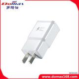 Carregador rápido original do USB Samsung do plugue de parede do telefone móvel