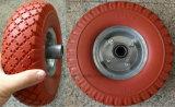3.00-4 Fußrollen-Rad, PU-Rad für Spanien-Markt