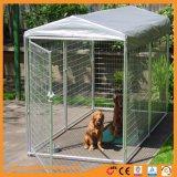 Geschweißte Maschendraht-modulare Hundehochleistungshundehütte