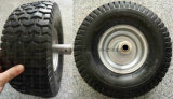 3.50-8 roues pneumatiques en caoutchouc pour le marché américain